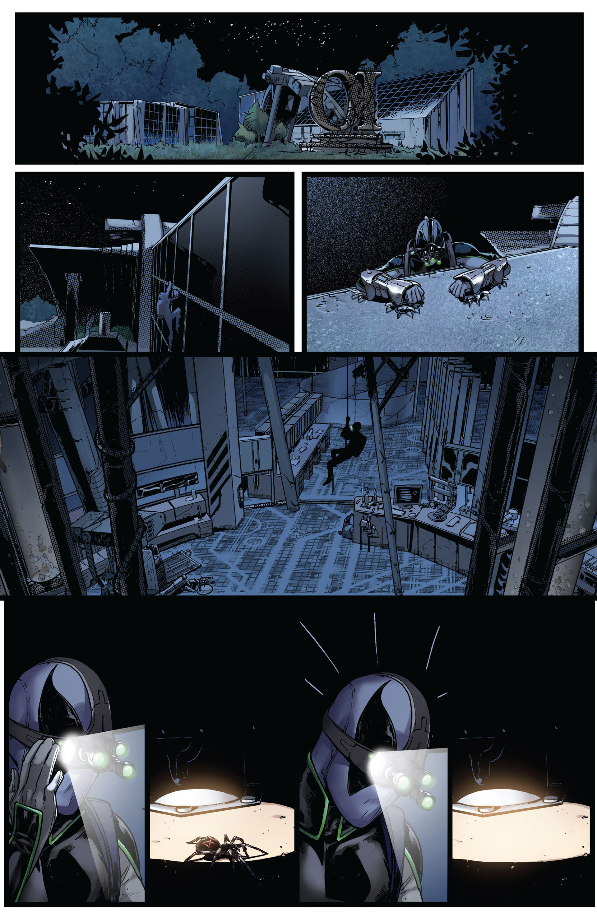 Read online Ultimate Comics Spider-Man (2011) comic -  Issue #1 - 6