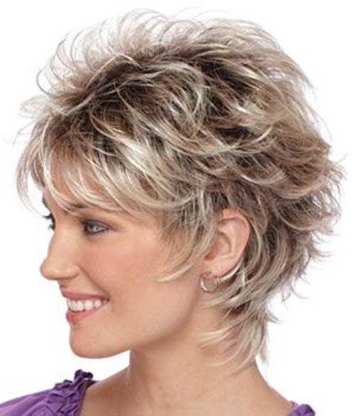 Hairstyles For Short Hair Women Over 50 - Best Short Hair Styles