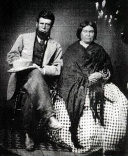 Paul Sweet and his wife Margarita
