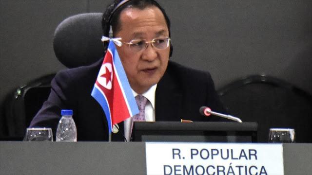 Pyongyang, listo para 'otro ataque' contra provocaciones de EEUU