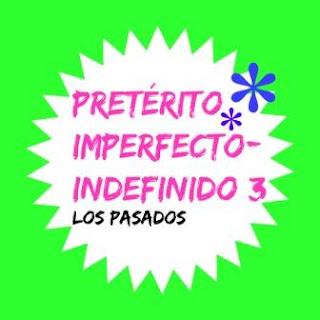 PRETÉRITO-IMPERFECTO-PRETÉRITO INDEFINIDO. Ejercicio 3. Para practicar el uso de estos dos pasados tan difíciles en español.