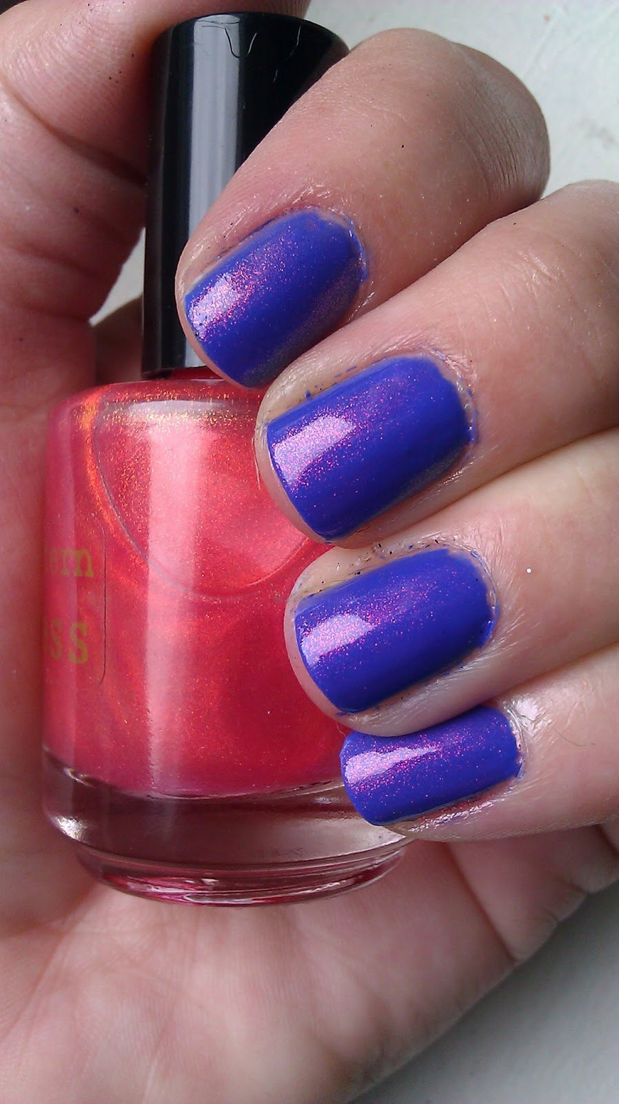 "Potions In Motion Nail Blog: Nail Pattern Boldness ""Boop"