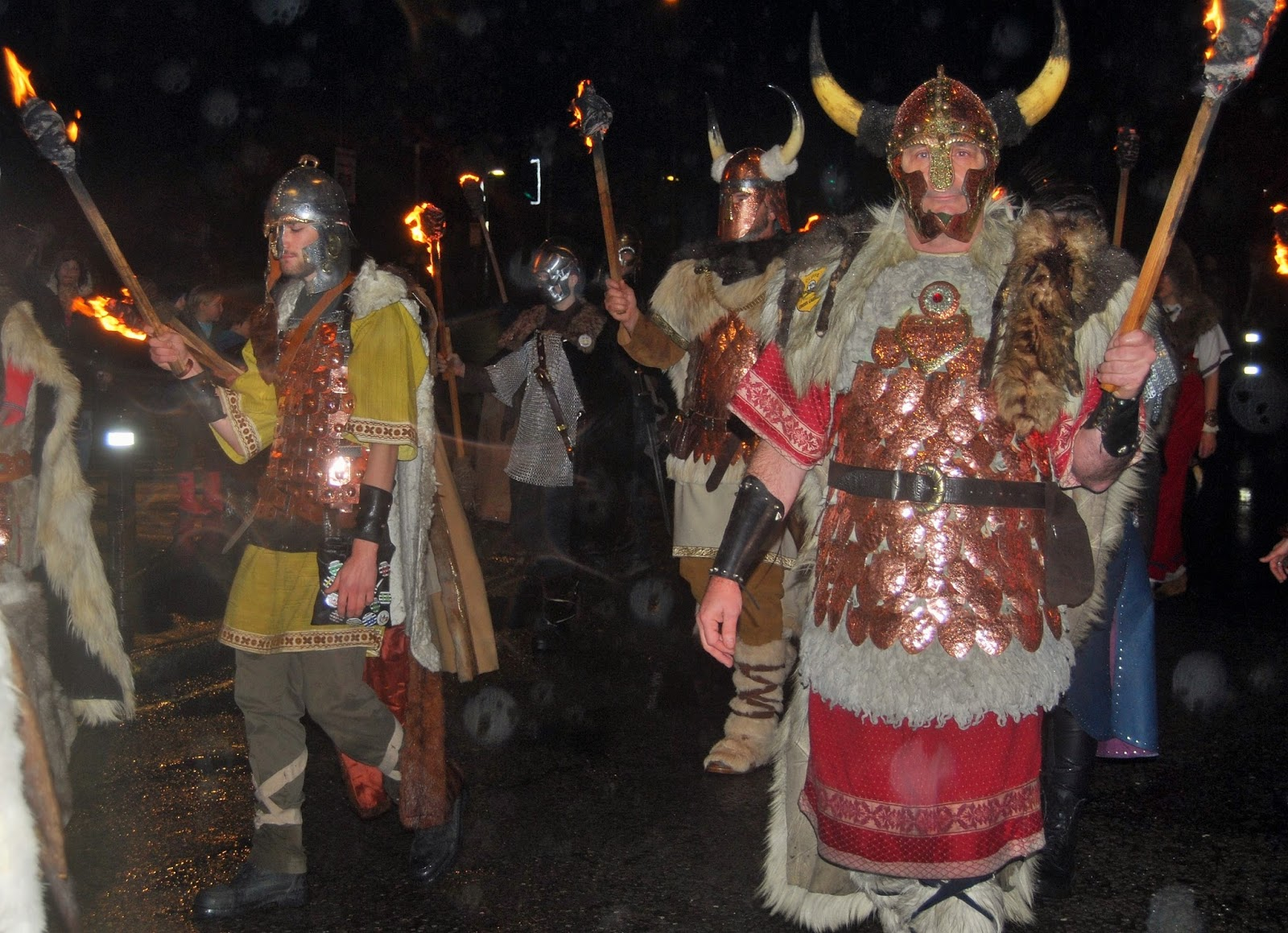 Lewes Bonfire 2015 photo by Modern Bric a Brac