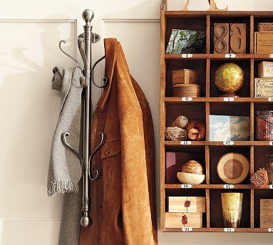 Hooked On Hickory Basket Case Laundry Design Board