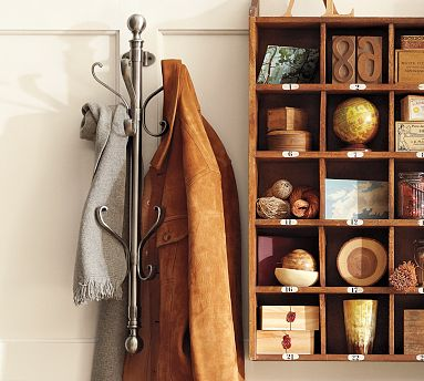 Hooked On Hickory Basket Case Laundry Design Board