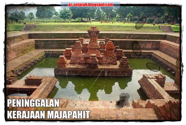 peninggalan sejarah kerajaan majapahit a z sejarah rh az sejarah blogspot com