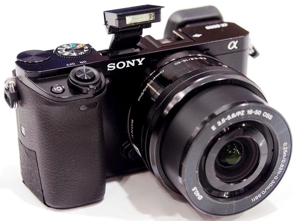 Sony A6000 Diklaim Punya Autofokus Lebih Cepat Dari Kamera Dslr