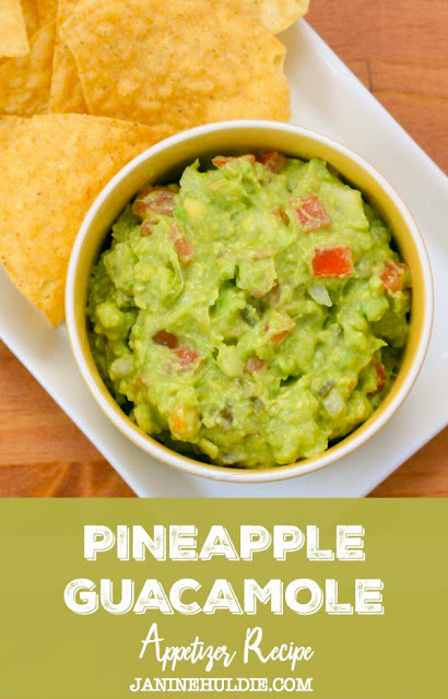Best Pineapple Guacamole Recipe