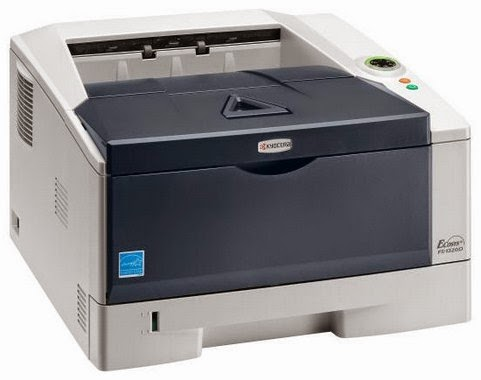 Kyocera ECOSYS FS-C5350DN PCL5e/PCL6/KPDL Printer Windows