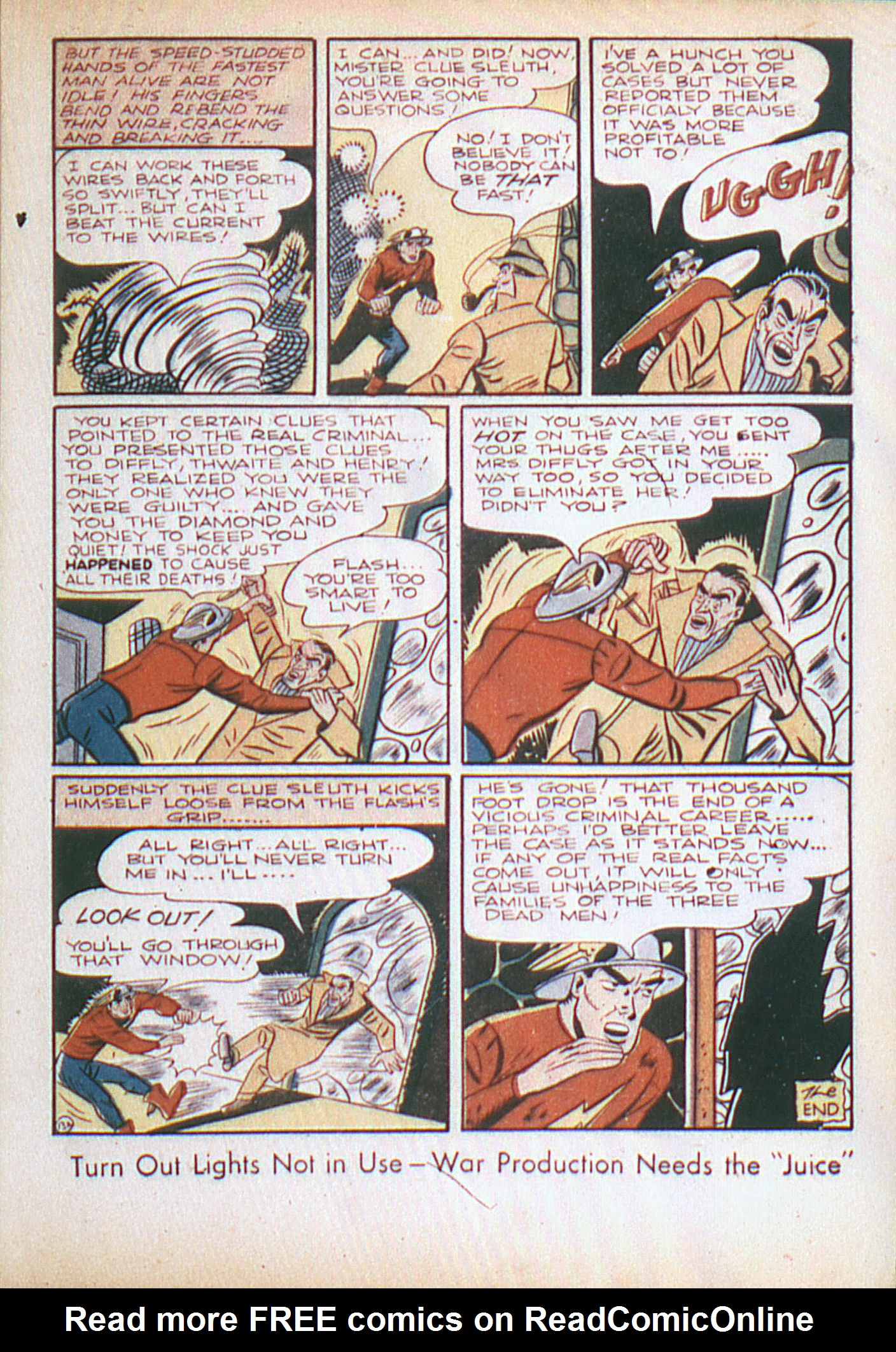 Read online All-Flash comic -  Issue #15 - 16