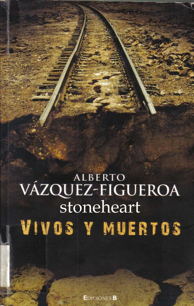 Vivos y muertos – Alberto Vázquez-Figueroa [MultiFormato]