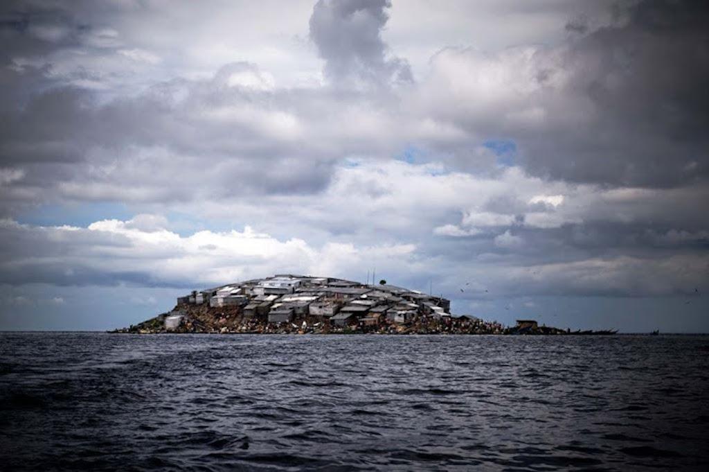 Ilha Migingo no Quênia | Piores Lugares do Mundo