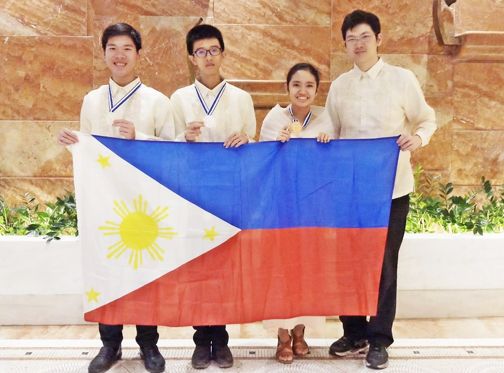 3 Pinoy students win medals in Greece math olympiad