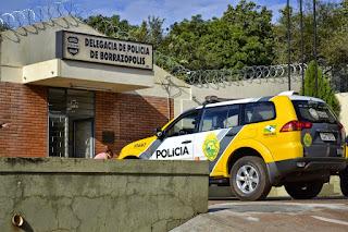 BORRAZÓPOLIS NOTÍCIAS: Polícia Militar registra ocorrência de ...