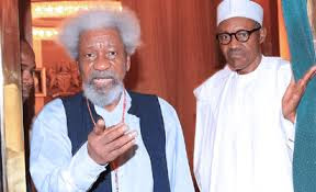 Buhari Has Already Failed Like His Predecessor - Prof. Soyinka
