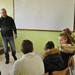 Πρόγραμμα πρόληψης του καπνίσματος και του αλκοόλ από την ομάδα πρόληψης «Άτρακτος» στο Γυμνάσιο Κονταριώτισσας