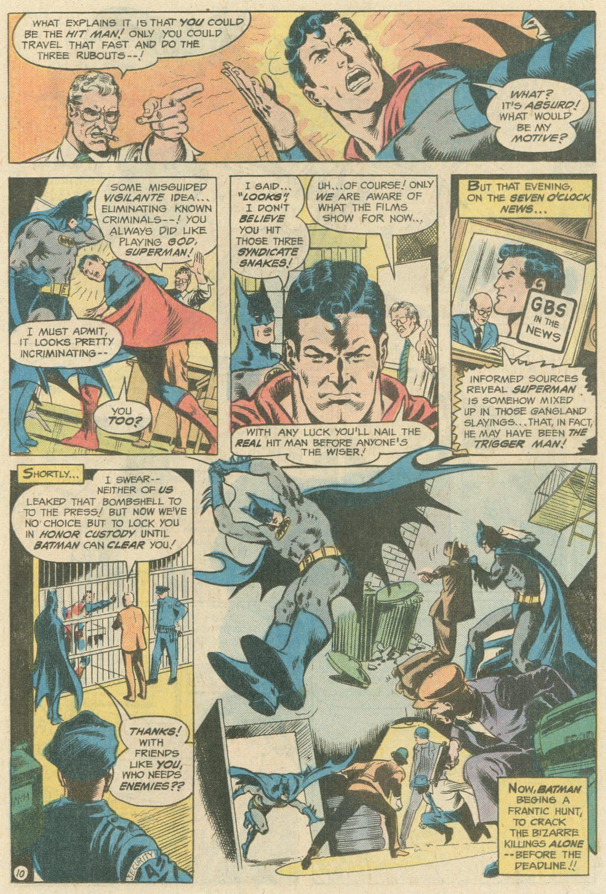 Read online World's Finest Comics comic -  Issue #244 - 13