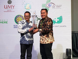 RUMAH SAKIT NU RAIH JUARA PERTAMA AJANG PERSI AWARD 2018