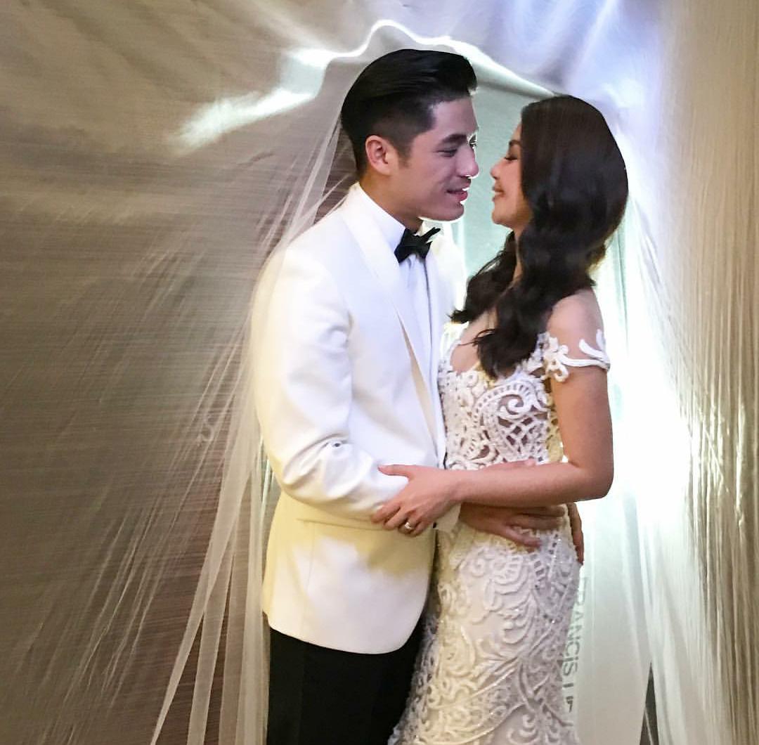 Kaye Abad And Paul Jake Castillo Wedding Photos And Video