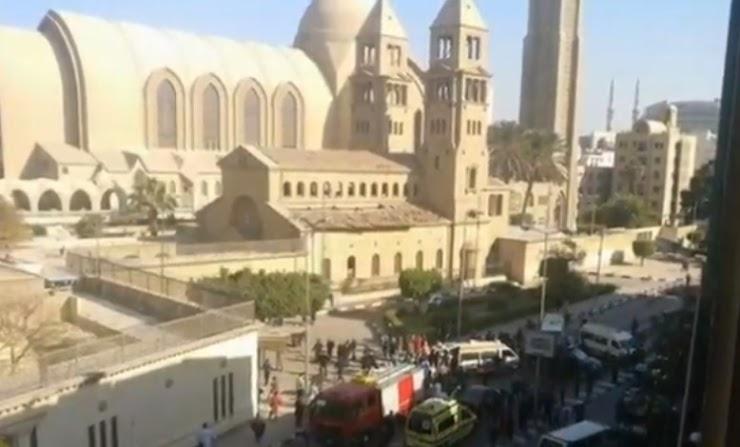 Masjid di Mesir Dibom Usai Shalat Jumat, 155 Orang Meninggal Dunia