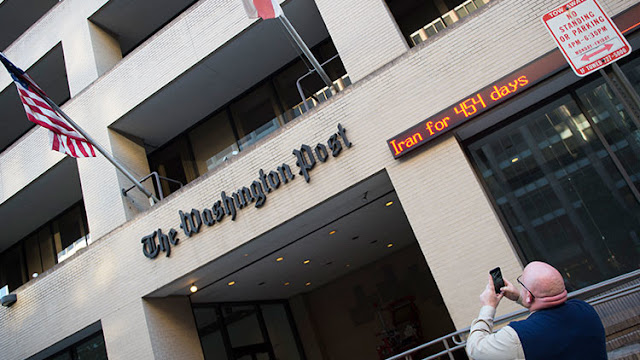 """'The Washington Post' reconoce la poca fiabilidad de su fuente que denunció la """"propaganda rusa"""""""