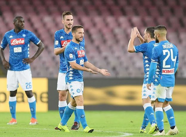 Napoli-Empoli Streaming Gratis Rojadirecta.