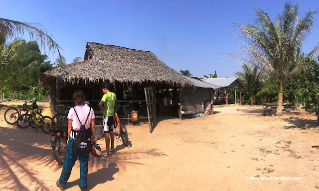 Bicycle tour of Siem Reap, Cambodia's countryside