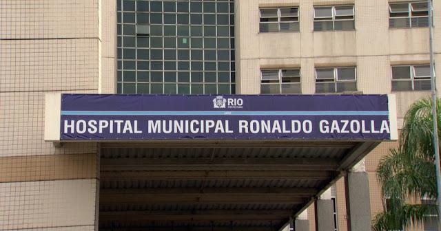 hospitais municipal ronaldo gazolla
