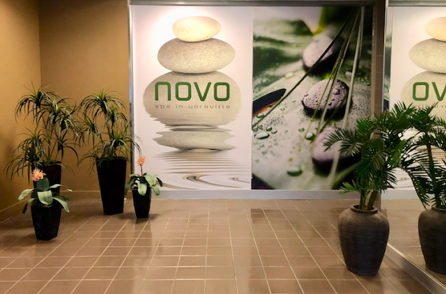 Luxury for 2 at Novo Spa in Yorkville - Breakaway Experiences