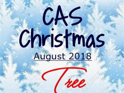 CAS Christmas August Reminder