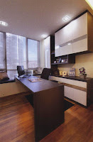 pemasangan lantai kayu area indoor