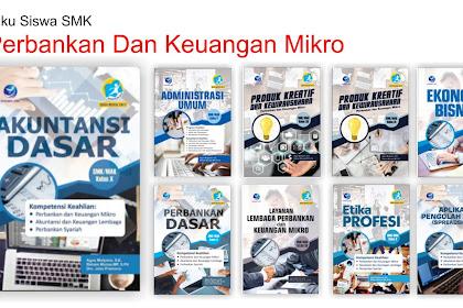 Buku Siswa SMK - Perbankan Dan Keuangan Mikro