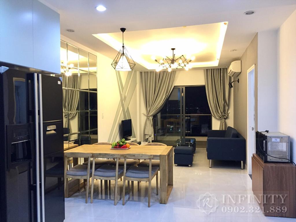 Bán căn hộ Everrich Quận 5 nội thất bao đẹp diện tích 80m2