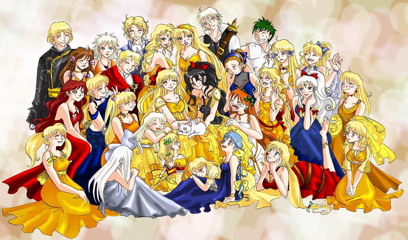 55 Sailor Moon HD Wallpapers