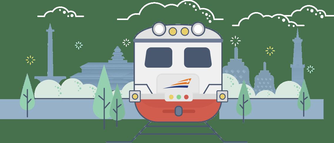 Tiket Kereta Online dan Cara Cepat Mendapat Kursi Kereta