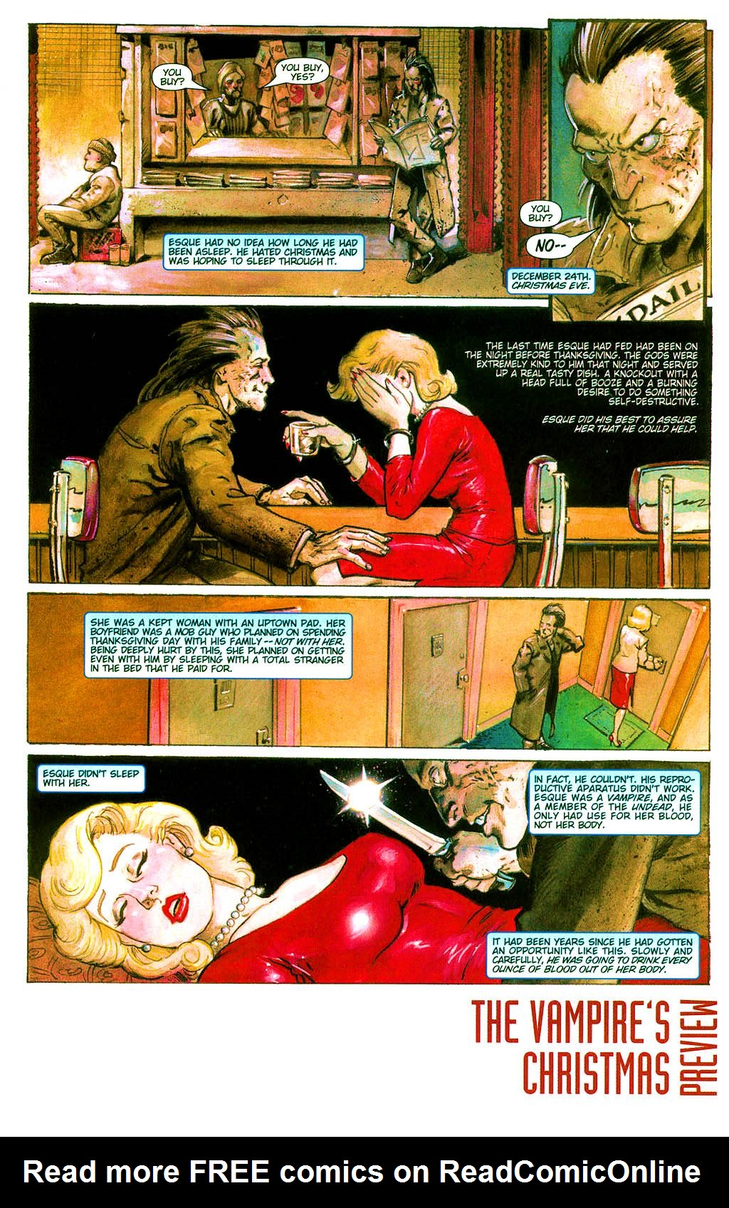 Read online Dawn: Three Tiers comic -  Issue #2 - 29