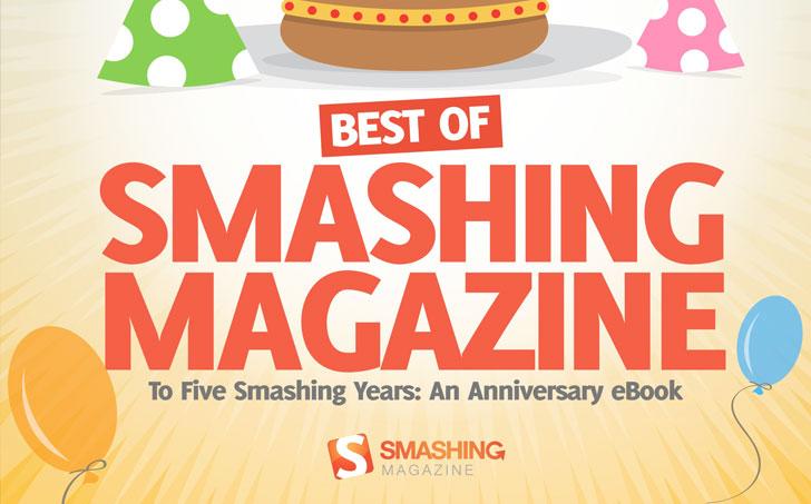 Best of Smashing Magazine - tuyển tập hơn 20 viết chất lượng về thiết kế