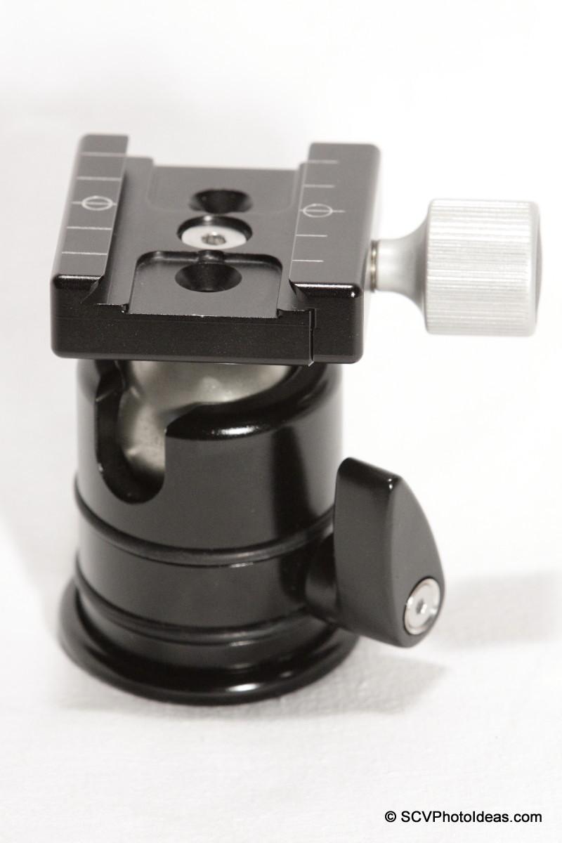 Triopo RS-3 w/ Hejnar F010A QR mounted