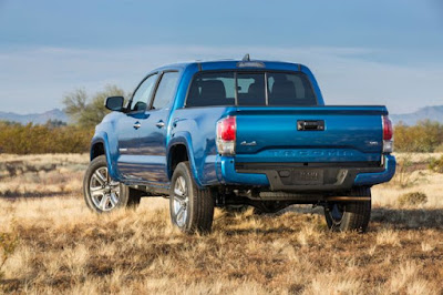 Toyota Tacoma 2018 reviews, Specs, Price