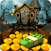 Zombie Ghosts: Coin Party Dozer Infinite (Gem - Gold) MOD APK