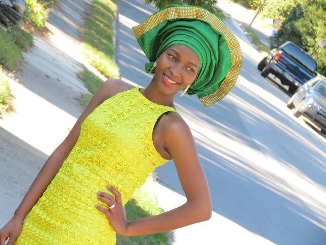 My Style Oasis, Nigerian Lace, Aso Oke, Gele Styles