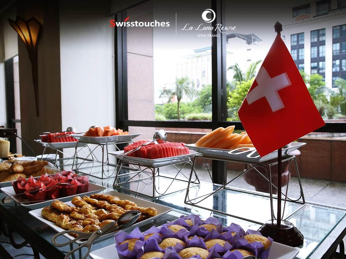 Quản lý vận hành chuyên nghiệp bởi Swisstouches