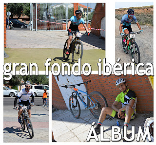 Gran Fondo Ibérica Toledo Aranjuez MTB