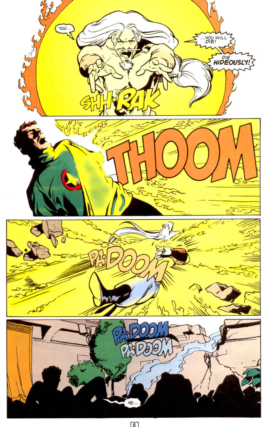 Legion of Super-Heroes (1989) 48 Page 5