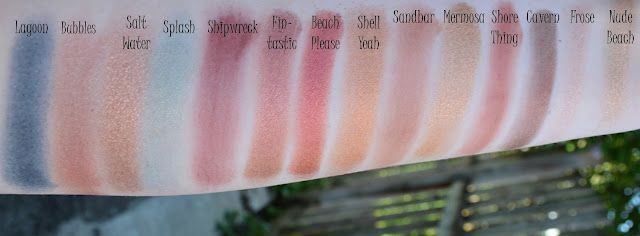 Swatches Be A Mermaid Make Waves