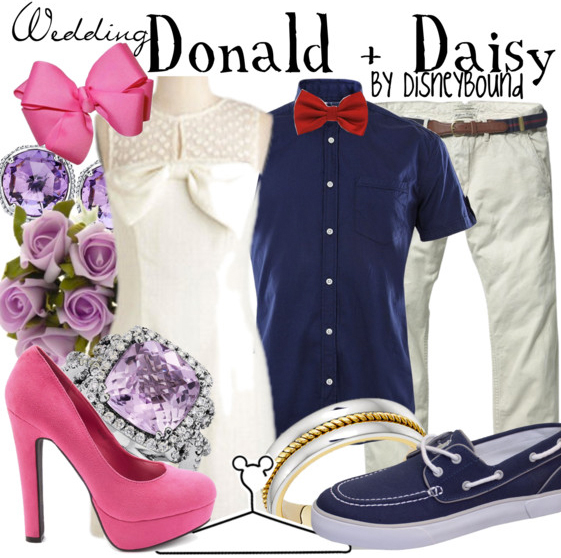 Donald and daisy duck married - photo#53