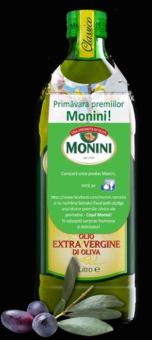 Primavara premiilor Monini!