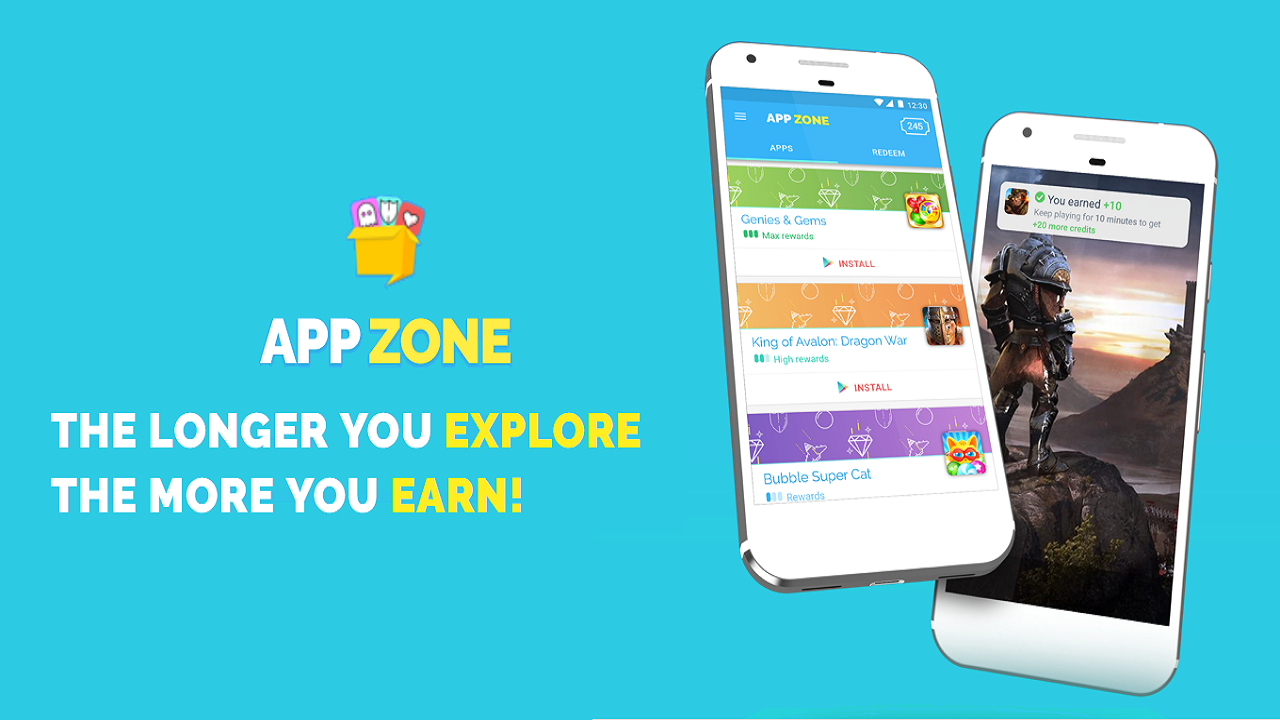 AppZone - Install Apps And Earn Gift Cards For Free