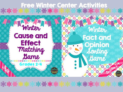 Winter Freebies