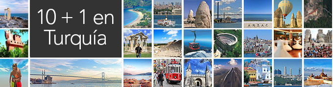 10 + 1 que visitar en Turquía [Imperdibles]